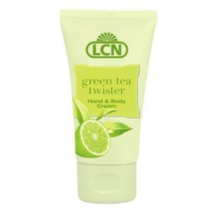 64175-3 LCN Green Tea Twister Hand & Body Cream 50ml