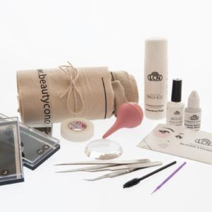 UK90120-1 LCN Captivating Lash Extensions Pro Kit