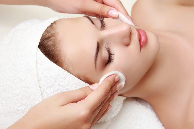 Model image for LCN Studio Skin Care beauty training course