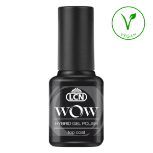 45085 WOW Hybrid Polish Top Coat, 8ml
