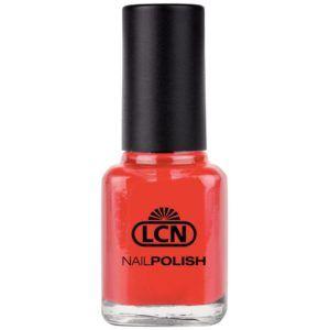 43179-005 LCN Nail Polish - Spicy Orange 8ml