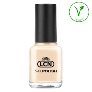 43179-110 LCN 8ml Nail Polish Natural Beige, 8ml