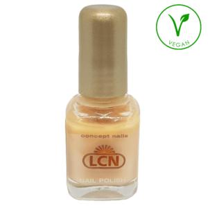43179-252 LCN 8ml Nail Polish Beige Pastel Shimmer, 8ml