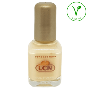 43179-FM3 LCN 8ml Nail Polish French Cream, 8ml