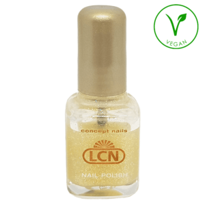 43179-G1 LCN 8ml Nail Polish Glitter Cream, 8ml