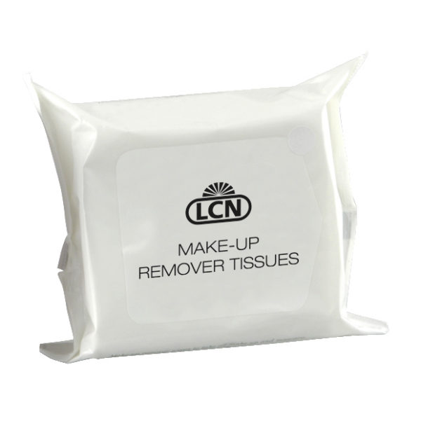 43371 LCN Make Up Remover Tissues 25 Pieces