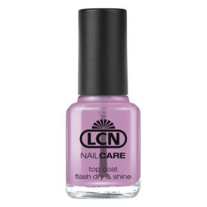 89369 LCN Top Coat Flash Dry & Shine 8ml
