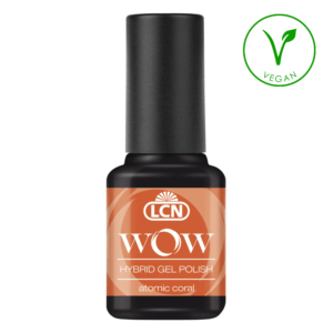 45150-2 WOW Hybrid Polish Neon Colour – Atomic Coral, 8ml