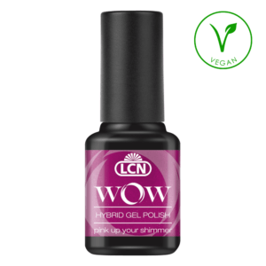 45077-592 WOW Hybrid Polish Pink Up Your Shimmer, 8ml