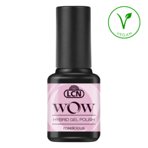 45077-596 WOW Hybrid Polish Roselicious, 8ml