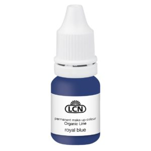 14576-4 Organic Line Eye Colour - Royal Blue, 10ml