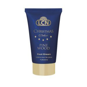 89545 Christmas Deluxe Pine Wood Foot Cream, 30ml