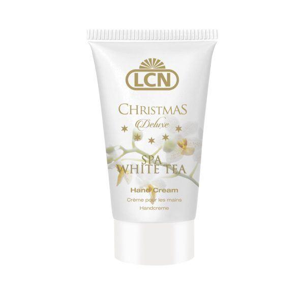 89549 Christmas Deluxe SPA White Tea Hand Cream, 30ml