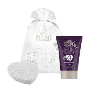 90057 Lovely Christmas World Fig Foot Cream Set