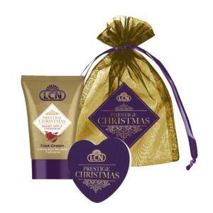 90539 Prestige Christmas Baked Apple Cinnamon Foot Cream Set