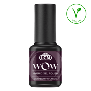 45077-11 WOW Hybrid Polish Blackberry Crumble, 8ml