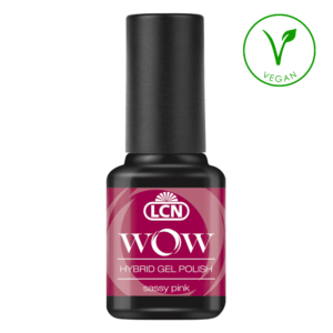 45077-12 WOW Hybrid Polish Sassy Pink, 8ml