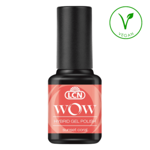 45077-16 WOW Hybrid Polish Sunset Coral, 8ml