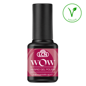 45077-18 WOW Hybrid Polish Me, Marsala and I, 8ml