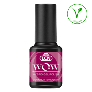 45077-19 WOW Hybrid Polish Bordeaux Temptation, 8ml