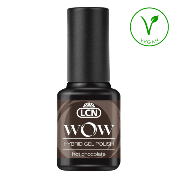 45077-20 WOW Hybrid Polish Hot Chocolate, 8ml