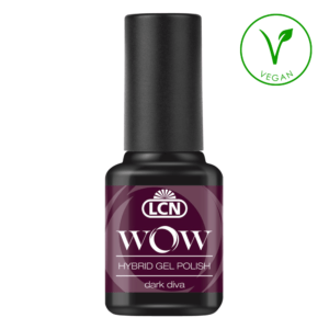 45077-25 WOW Hybrid Polish Dark Diva, 8ml