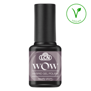 45077-28 WOW Hybrid Polish Lovely Plum, 8ml
