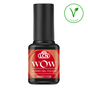 45077-6 WOW Hybrid Polish Sweet Coral, 8ml