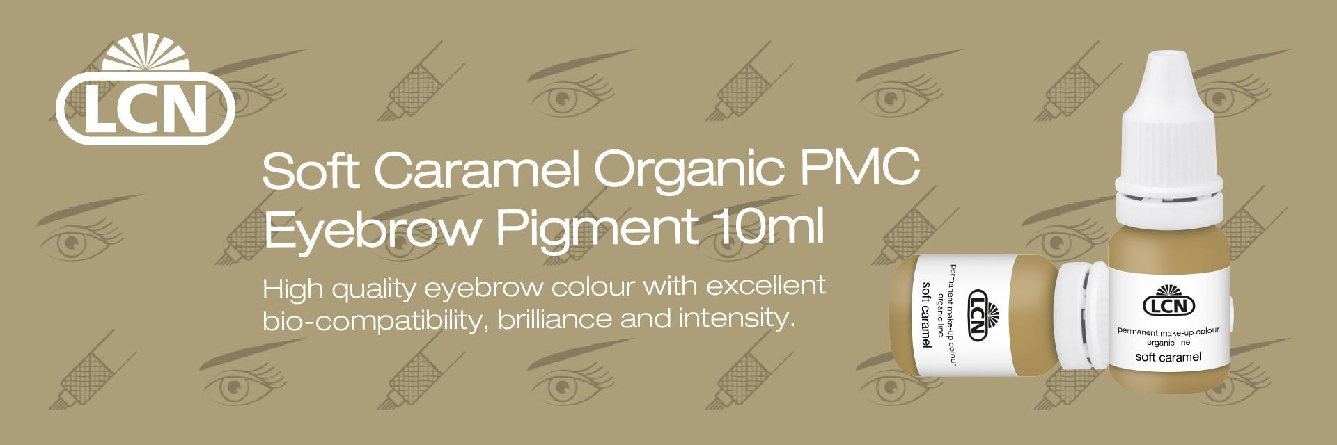 Soft Caramel Organic PMC Eyebrow Pigment LCN